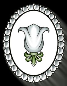 Logo de la tatoues fleur de May