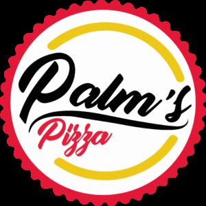 Logo palm's pizza